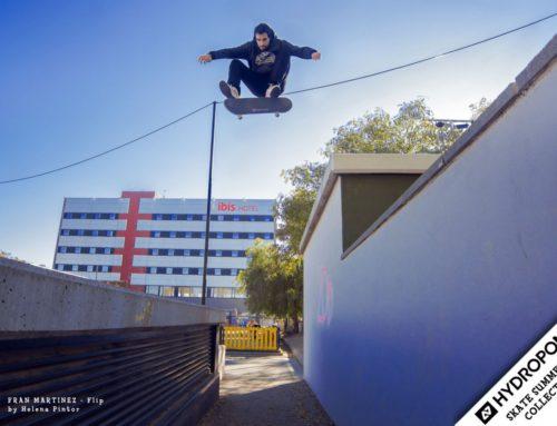 HYDROPONIC SKATEBOARDING – SPRING/ SUMMER 2018