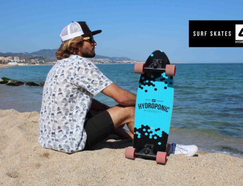 HYDROPONIC SURF SKATES: LIFE IS A BEACH