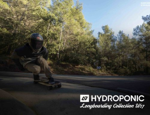 HYDROPONIC LONGBOARDING – FALL/ WINTER 17 COLLECTION