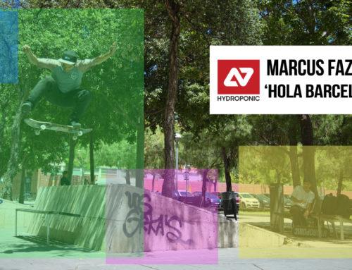 Marcus Fazzari – Hola Barcelona (Parte Completa)