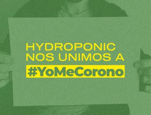WE JOINED #YOMECORONO