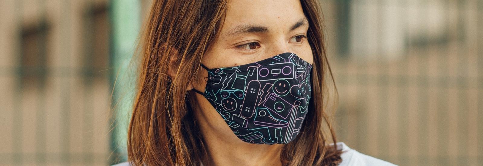 Máscaras - Hydroponic