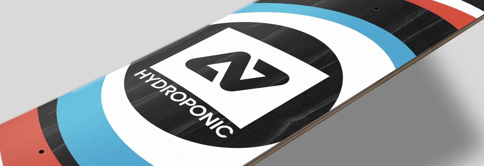 Skate Decks - Hydroponic
