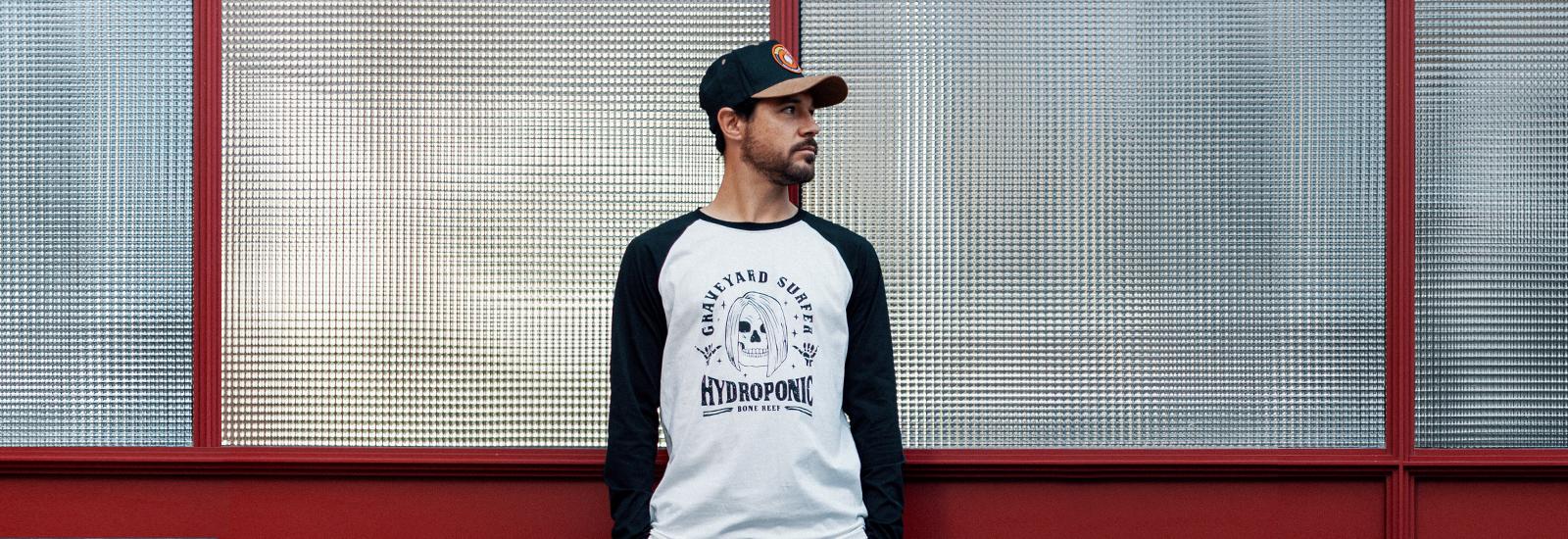Long Sleeve T-Shirts - Hydroponic