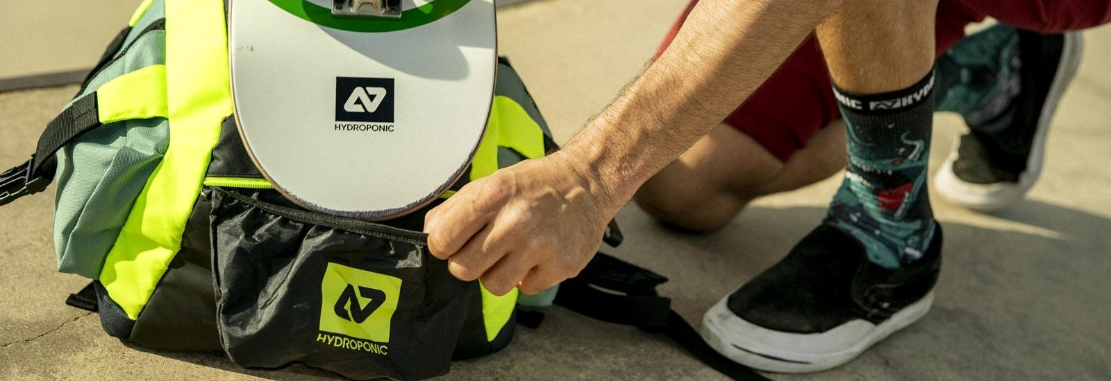 Bolsas de Skate - Hydroponic